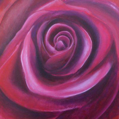 2009 – La flor de la Vida60 x 50cmAcrílico sobre tela